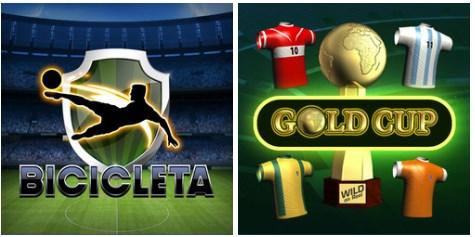 Gold Cup casinopeli