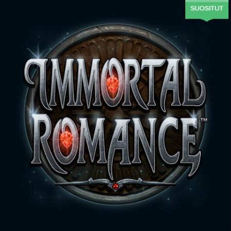 Immortal Romance AHTI nettikasino peli