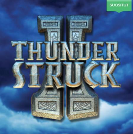 Thunder Struck 2 AHTI Casino peli