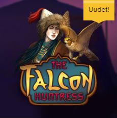 AHTI Casino The Falcon Huntress peli