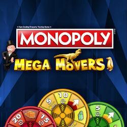 Monopoly Mega Movers Peli