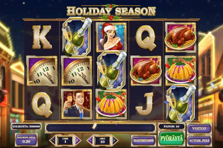AHTI Games Holiday Season