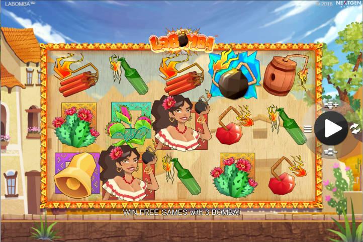 AHTI Games La Bomba