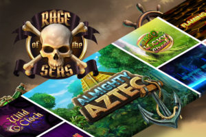 Lokakuun uudet kolikkopelit ja jackpotit